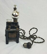 Antique Holmes Noiseless Charger For A & B Batteries Rectigon Electric Steampunk