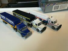 Matchbox Convoy Scania collection Sammlung Konvolut Amoco Varta Duckhams Oils