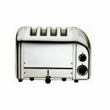 Dualit 4 Slice NewGen 2200W Stainless Steel Toaster - Polished