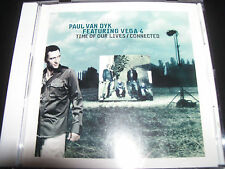 Paul Van Dyk Time Of Our Lives / Connected US CD Single