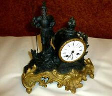 Very RARE mantel clock - France 1844-1849