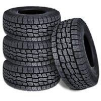 4 Lexani Terrain Beast AT LT275/65R20 126/123S All Season All Terrain M+S Tires