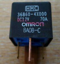 KIA SPORTAGE MK2 2.0 CRDI  4-Pin Glow Plugs Relay HMC  OMRON 36860-4X000 70AMP