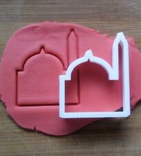 Minaret Mosque Cookie Cutter Biscuit Pastry Fondant Stencil Silhouette BU7