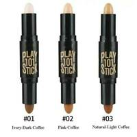 Makeup Face Eye Foundation Concealer Natural Cream Highlight Contour Pen Stick*1