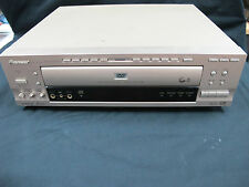 PIONEER DVD 3 Disc Player MODEL : DV-K302CD Tested Not Working