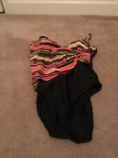 Christina Swim Bathing Suit Sz 12 Multicolor SwimWear Clothes