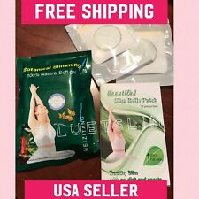 Botanical Herbal  Slimming Promotion! MEIZ TA 1 Bag + Belly patch