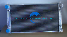ALL Aluminum radiator for 1980-1992 VOLKSWAGON MK1/2 GOLF Cabriolet 1.8/1.6 I4