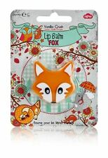 Orange Fox Lip Balm Stocking Filler - Vanilla Crush - Free 1st Class Delivery