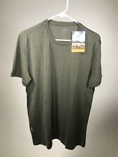 ICEBREAKER Men's Superfine Merino Wool Tech Lite SS Crew T-Shirt MEDIUM - NEW
