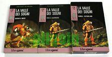 LIBROGAME Farrell-Sutherland FACCIA A FACCIA n. 2 LA VALLE DEI SOGNI 1989 EL