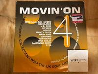 "Various - Movin' On 4 (2xLP, 12"" Vinyl, Comp)"