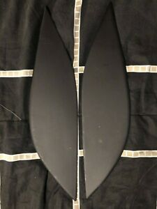 Made to fit Saturn Sky 07 08 09 Fiberglass Tail light Covers