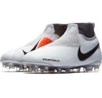 Nike Jr Phantom VSN Elite DF FG/MG Soccer Cleats AO3289-060 (Pick Your Size)