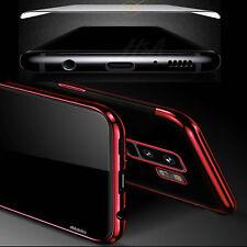 Samsung Galaxy S8 S8+ Plus Handy Hülle Glanz+ PANZERGLAS 3D Display Schutz Folie