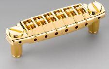 Schaller Signum Locking Wrap Around Bridge Assembly Gold GB-2533-002