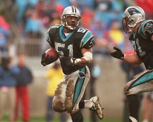 SAM MILLS 8X10 PHOTO CAROLINA PANTHERS PICTURE NFL FOOTBALL