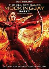 The Hunger Games: Mockingjay, Part 2 DVD 2016 - SEALED - FREE Shipping