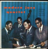 VINYL LP Modern Jazz Quartet - Self-Titled (aka The Quartet ) Savoy NM
