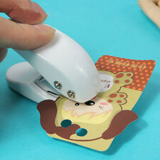 Punch DIY Craft Paper circular hole Shape Puncher Hole Circle Handmade Card