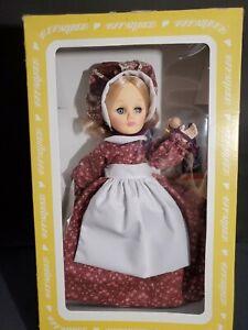 Effanbee Vinyl 1984 Mother Hubbard Doll NRFB 1188