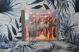 CD  BANDE ORIGINAE DU FILM - YOUNG GUNS II MUSIQUE ORIGINALE DE JON BON JOVI