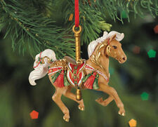 Breyer Winter Winds Carousel Horse Christmas Holiday Ornament 700615