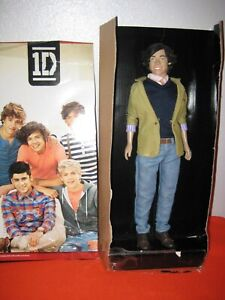 """1D ONE DIRECTION HARRY STYLES 11 1/2"""" DOLL  HASBRO 2012.. NEW WITHOUT ORIG. BOX"""