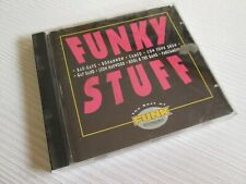 V.A. Funky Stuff CD THE BEST OF FUNK ESSENTIALS PARLIAMENT BAR-KAYS BOHANNON