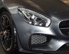 Mercedes-Benz OEM C190 AMG GT 2016-2018 EURO Spec Clear LED Headlamps Brand New