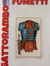 Figurine Armi E Soldati N.50 Corazza Romana Nuova - Anno 71 Edis