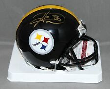 Hines Ward Signed/ Autographed Pittsburgh Steelers Mini Helmet JSA
