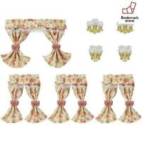 New Sylvanian Families lamp shade curtain set F/S from Japan