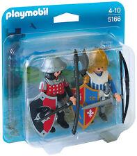 5166 Blíster medieval playmobil,blister,caballeros,knight,ritter,cavaleiro