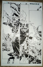 ORIGINAL ART, DOCTOR STRANGE #6 p.11, CHRIS BACHALO, AL VEY 2016; ACTION!