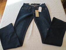 NWT LEVIS 524 BOOTCUT NORTHPEAK ULTRA LOW RISE SLIM FIT JEANS WOMENS SIZE 7M