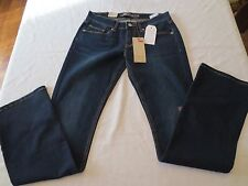 NWT LEVIS 524 BOOTCUT NORTHPEAK ULTRA LOW RISE SLIM FIT JEANS WOMENS SIZE 5M