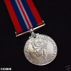 1939-45 War MEDALLA TAMAÑO NORMAL Británico Militar PREMIO Ww2 Repro PARA