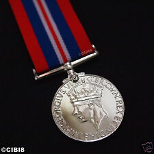 1939-45 WAR MEDAL FULL SIZE BRITISH MILITARY AWARD WW2  REPRO for NAVY ARMY