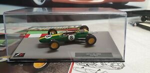 PANINI  F1 COLLECTION - LOTUS 25 - JIM CLARK - 1/43 scale model car #15