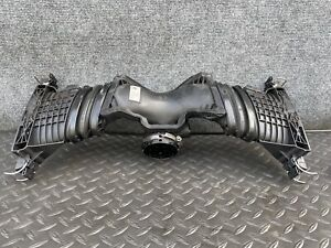 ✔MERCEDES W221 W216 S350 S550 AIR CLEANER INTAKE DUCT HOSE LINE OEM