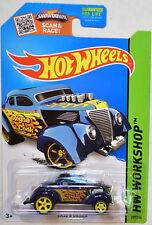 HOT WHEELS 2015 SUPER TREASURE HUNT PASS'N GASSER