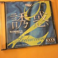 DJ Danny S Seduction Vol.2 CLASSIC NYC 90s Slow Jams RnB R&B Mixtape Mix CD