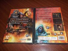 S2 SILENT STORM COMPLETE EDITION INCLUDES SENTINELS PC-DVD ( brand new & sealed