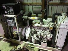 ISUZU 46Kw MER Marine Diesel Generator (180 Hours)