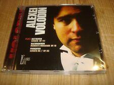 ALEXEI VOLODIN Beethoven Rachmaninov Prokofiev LIVE CLASSICS CD Signed Signiert