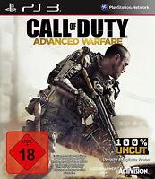 SONY PS3 Call of Duty: Advanced Warfare CoD PlayStation 3 100% Uncut deutsch OVP