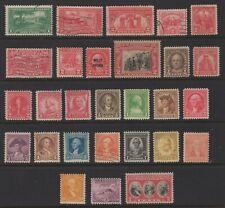 US 1925-1933 United States 28 Stamp American Revolution Lot CV $40