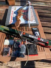 Craftsman bow and arrows plus accessories